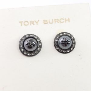 Tory Burch Earrings Natalie Stud Post Back